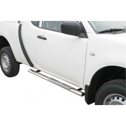 Side Step Mitsubishi L200 Club Cab