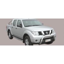 Pedane Nissan Navara Double Cab.
