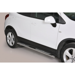 Trittbretter Opel Mokka