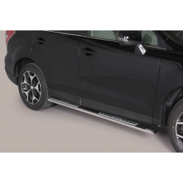 Trittbretter Subaru Forester