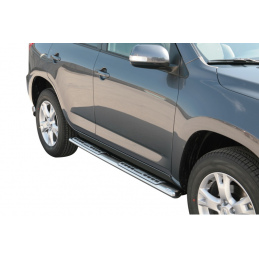 Trittbretter Toyota Rav 4