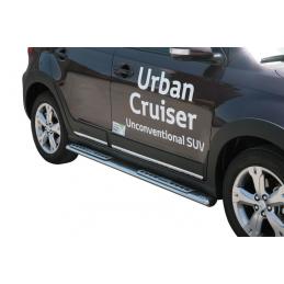 Trittbretter Toyota Urban Cruiser 5 Türen
