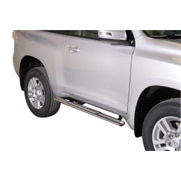 Trittbretter Toyota Land Cruiser 150 3 Türen