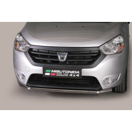 Front Protection Dacia Dokker