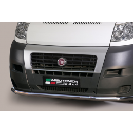 Front Protection Fiat Ducato