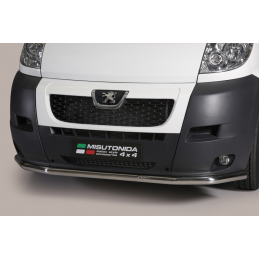 Front Protection Peugeot Boxer