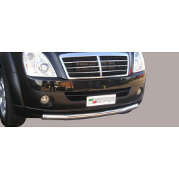 Front Protection Ssangyong Rexton II