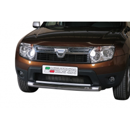 Front Protection Dacia Duster