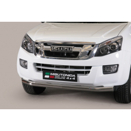 Front Protection Isuzu D-Max