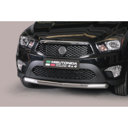 Protection Avant Ssangyong Actyon Sports
