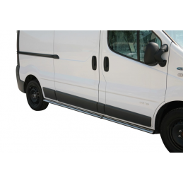 Side Protection Renault Trafic