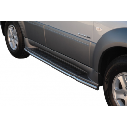 Side Protection Ssangyong Rexton II