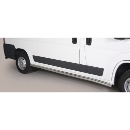 Side Protection Fiat Ducato MWB