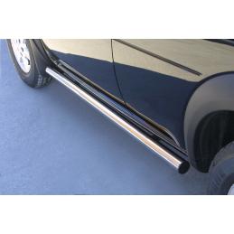 Seitenschutz Land Rover Freelander 2 - 4 Türen