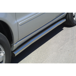Side Protection Mercedes ML 270-400 Cdi