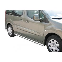 Side Protection Peugeot Partner
