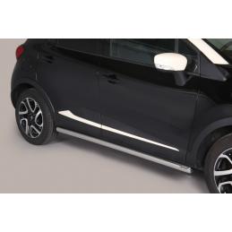 Seitenschutz Renault Captur