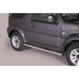 Side Protection Suzuki Jimny