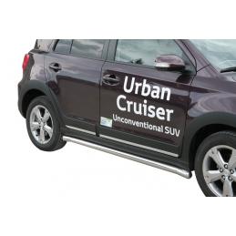 Seitenschutz Toyota Urban Cruiser (Mit Stahlkappen)