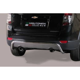 Rear Protection Chevrolet Captiva