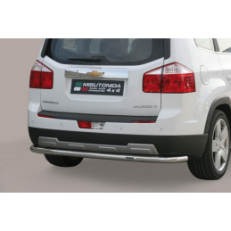 Rear Protection Chevrolet Orlando