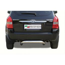Rear Protection Hyundai Tucson