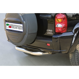 Rear Protection Jeep New Cherokee