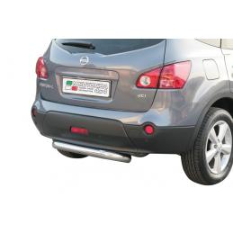 Rear Protection Nissan Qashqai +2
