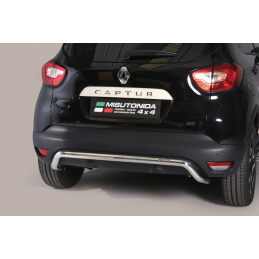 Rear Protection Renault Captur