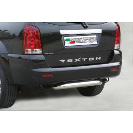 Rear Protection Ssangyong Rexton