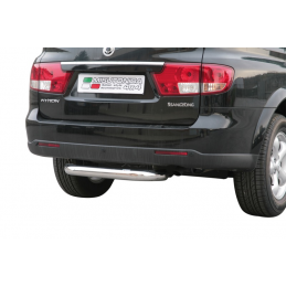 Rear Protection Ssangyong Kyron