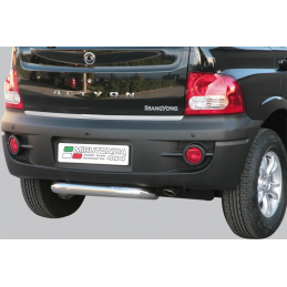 Rear Protection Ssangyong Actyon