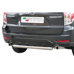 Rear Protection Subaru Forester
