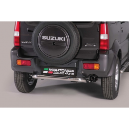 Rear Protection Suzuki Jimny