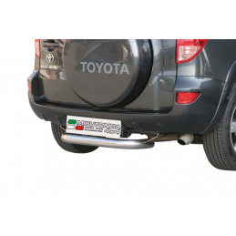 Rear Protection Toyota Rav 4