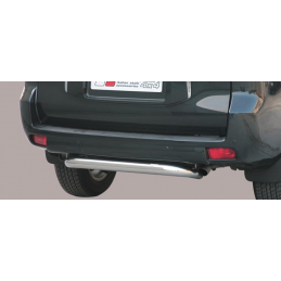 Rear Protection Toyota Land Cruiser 150 3 Doors