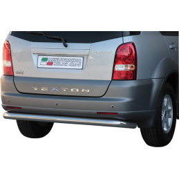 Rear Protection Ssangyong Rexton II