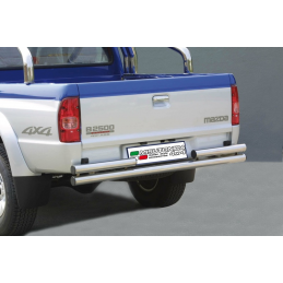 Rear Protection Mazda Pick Up Double Cab