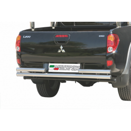 Rear Protection Mitsubishi L200 Double Cab