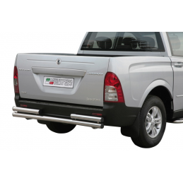 Rear Protection Ssangyong Actyon Sports