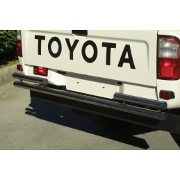 Rear Protection Toyota Hi Lux 2.5 TD