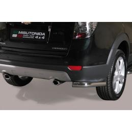 Rear Protection Chevrolet Captiva