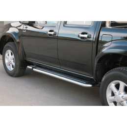 Side Step Isuzu D-MaxDouble Cab