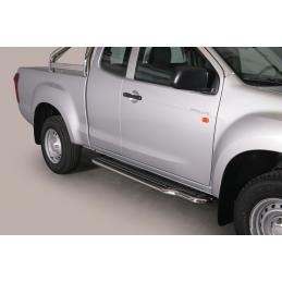 Protezioni Laterali Chevrolet Orlando