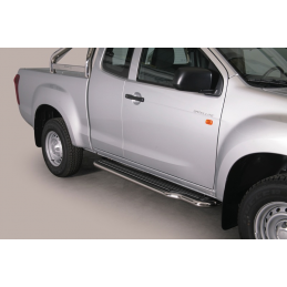 Side Step Isuzu D-Max Single Cab