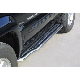 Side Step Jeep New Cherokee