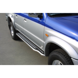 Side Step Mazda Pick-Up Double Cab