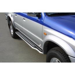Trittbretter Mazda Pick-Up Double Cab