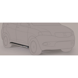 Side Step Mitsubishi Pajero 2.8 Tdi-3.5 V6 Wagon