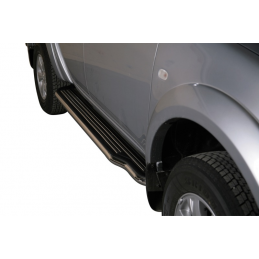 Side Step Mitsubishi L 200 Double Cab